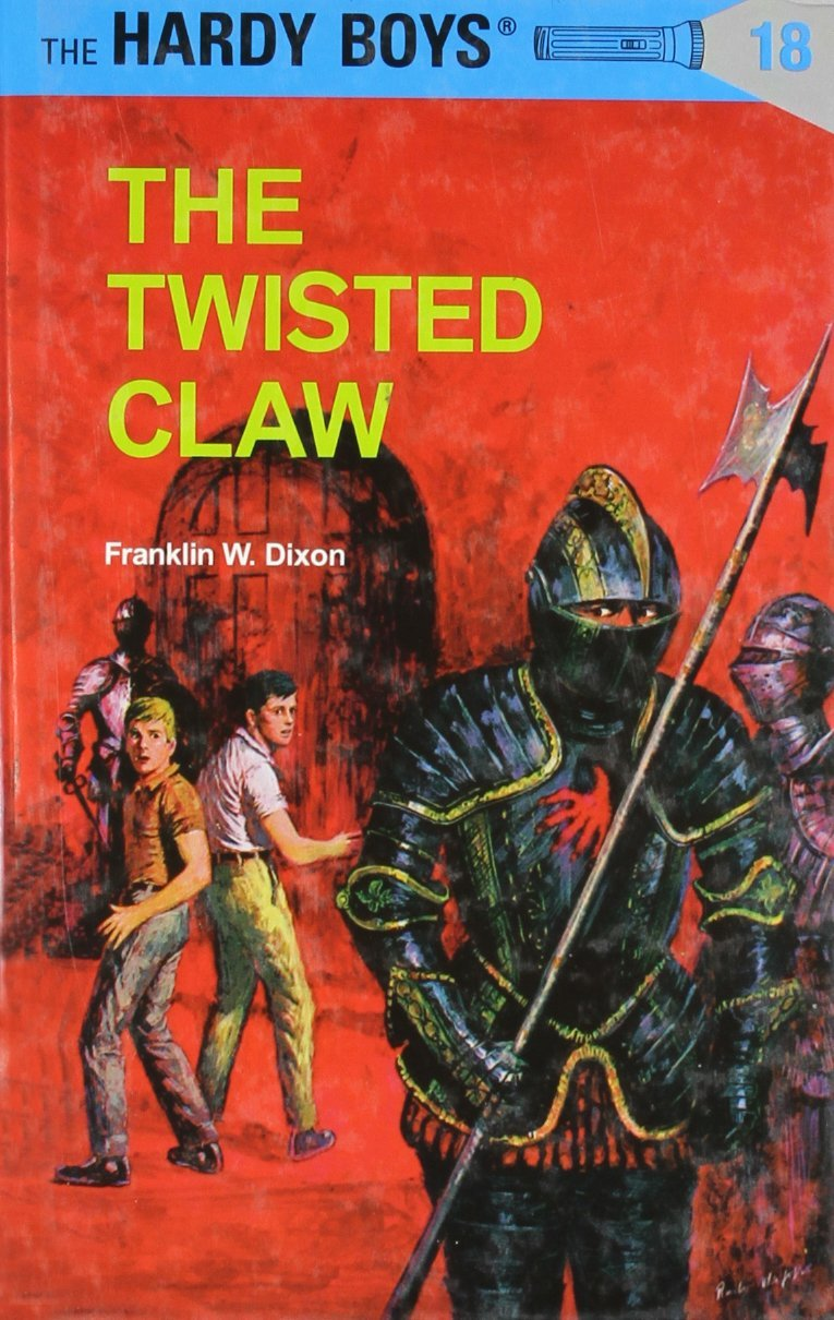 "hardy boys the twisted claw Frank hardy shouted to his brother joe as which had added even more renown to the hardy name ""hi, mother,"" the boys called when they the twisted claw."